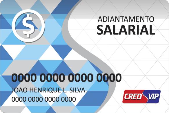 Cartão Adiantamento Salarial